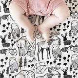 Wee Gallery Swaddle Nordic