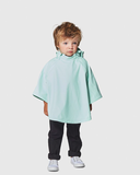 GOSOAKY Waterproof Crouching Tiger Unisex Cape Brook Green