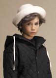 Little Creative Factory Horizons Tall Hat Cream