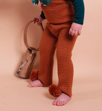 Wolf&Rita AW18 Baby Jumpsuit Emanuel Ocre