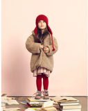 Kids on the Moon Faux Fur Coat Gerda
