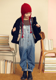 Kids on the Moon Dungarees
