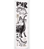 Wee Gallery Growing Wild Textile Growth Chart - Dino