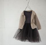 Mini Dressing Sharr Dress Gray