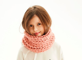 Kids on the Moon Chimeny Scarf