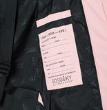 GOSOAKY AW17 Waterproof PUFFER JACKET Powder Pink