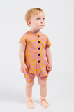 Bobo Choses SS20 Animal Print Playsuit