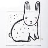 Wee Gallery Snuggle blanket Bunny