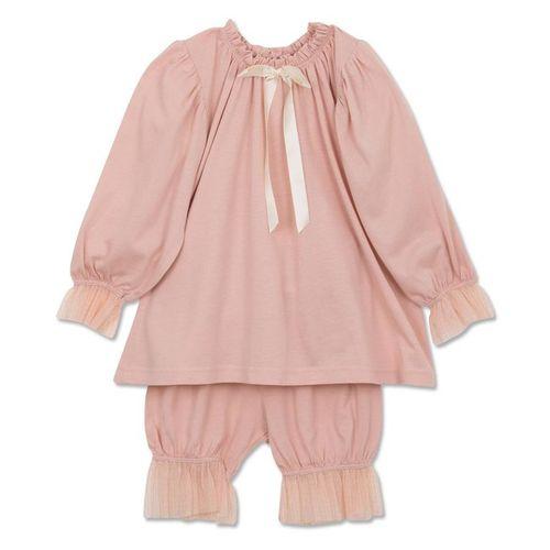 Amiki AW19 Girls Pyjama Set Biana Candy Pink