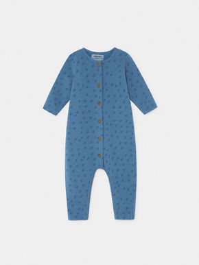 Bobo Choses AW19 All Over Small Stars Jumpsuit