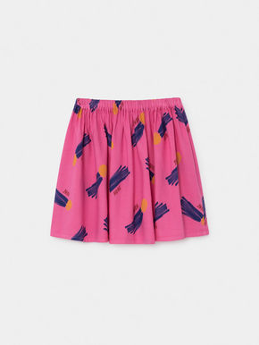 Bobo Choses AW19 All Over A Star Called Home Skirt