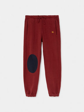 Bobo Choses AW19 Blue Patch Jogging Pants