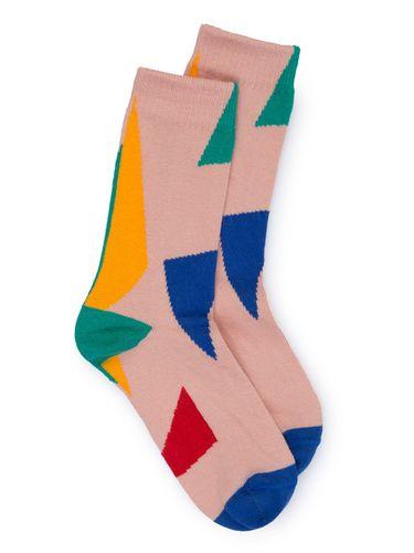 Bobo Choses Geometric Flounce Socks
