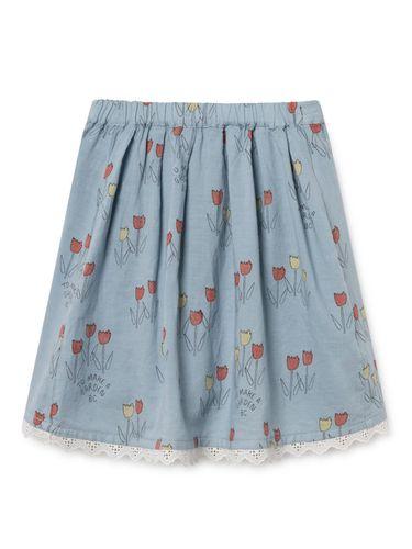 Bobo Choses SS19 Poppy Prairie Flared Skirt