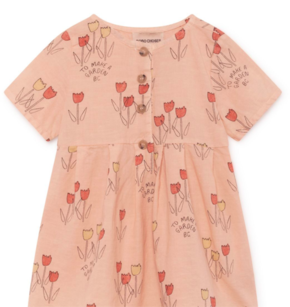 Bobo Choses SS19 Baby Poppy Prairie Princess Dress