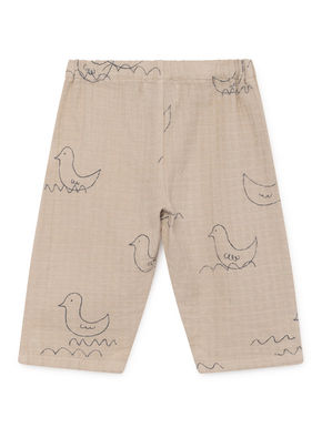 Bobo Choses SS19 Geese Baggy Trousers