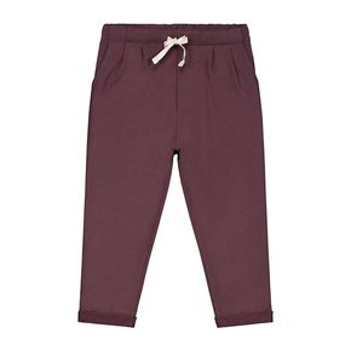 Gray Label AW18 Straight Pants Plum