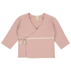 Gray Label AW19 Baby Cross Over Cardigan  Vintage Pink