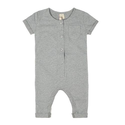 Gray Label Playsuit Grey Melange