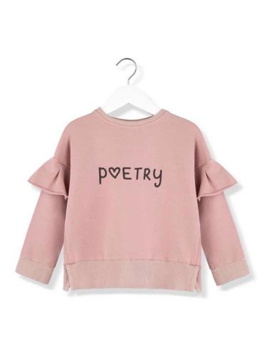 Kids on the Moon AW18 Poetry Sweatshirt