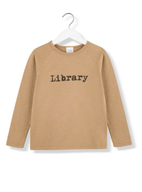 Kids on the Moon AW18 Library Longsleeve