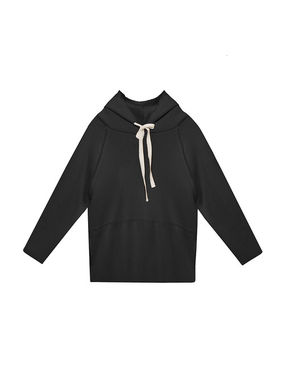 Little Creative Factory Dancers Soft Hoodie Black