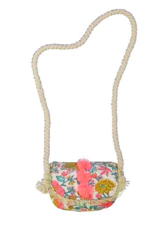 Louise Misha Bag Multi Flowers