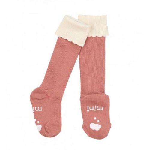Mini Dressing Knee Socks Cupcake Pink