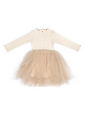 Mini Dressing Sharr Dress Cream