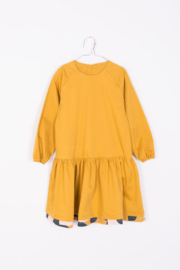 Motoreta AW18 Rubi Dress Mustard