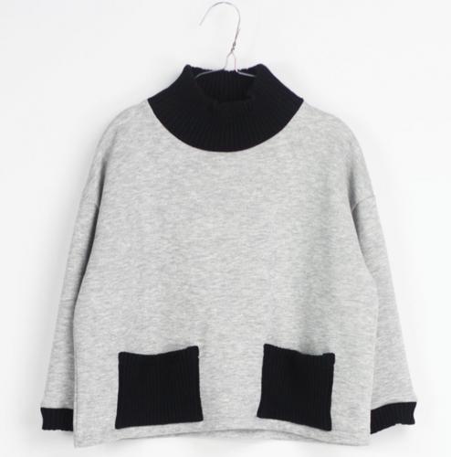 Motoreta Luca Sweater Grey