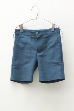 Motoreta Pocket Shorts Blue