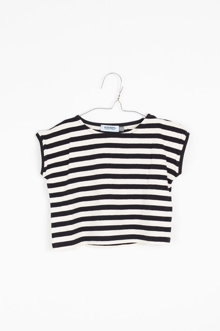 Motoreta SS18 T-Shirt Aquadulce Stripes