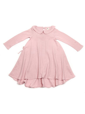 Mouse in a House AW18  Bebe Pink Dress