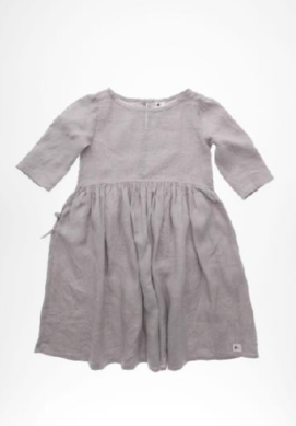 Mouse in a House SS18 Silver Mist Dress