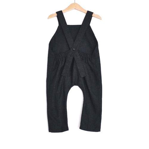 KaiKai Trousers with braces - spring edition