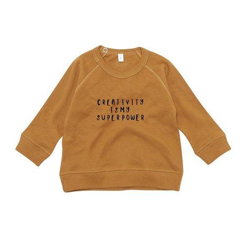Organic Zoo AW18  Spice Sweatshirt Creativity