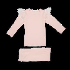 Amiki AW17 PJs Diana Pink Blush