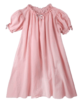 Amiki Nightgown Vanessa Coral Pink
