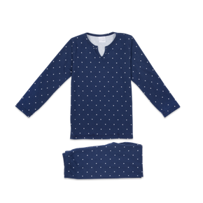 Amiki AW17 Pyjamas Hubert Navy with Stars