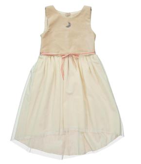 Atsuyo et Akiko AW17 Lune Dress Ivory