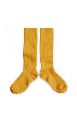Collegién Knee Socks Miel Dore