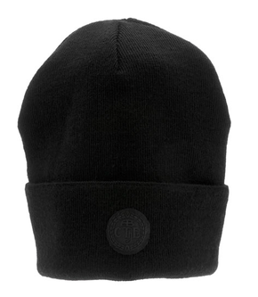CTH Mini AW17 Flat Knit Beanie Travis Black
