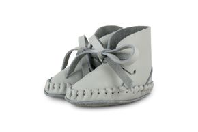 Donsje Pina booties Light Grey
