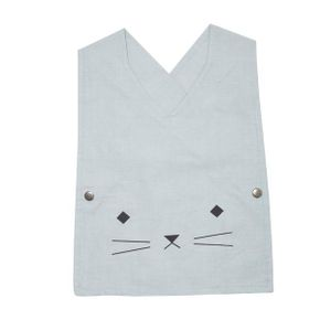 Fabelab Baby Smock Cuddly Cat