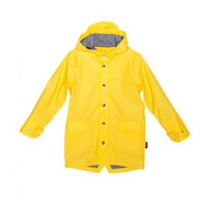 GOSOAKY Waterproof Unisex Jacket Vibrant Yellow