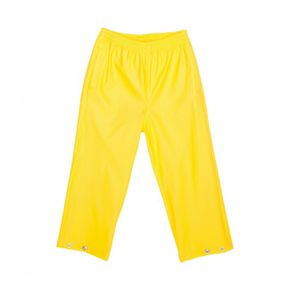 GOSOAKY Waterproof Unisex Pants Vibrant Yellow
