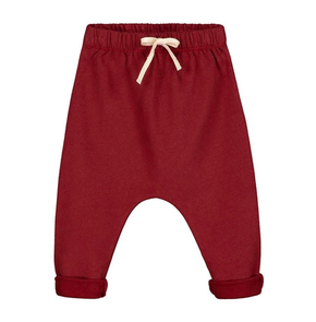 Gray Label AW17 Baby Pants Burgundy