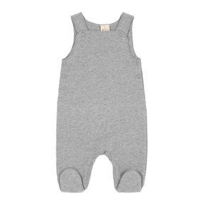 Gray Label AW17 Baby Sleveless Suit Grey Melange