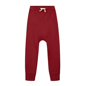 Gray Label AW17 Seamless Baggy Pants Burgundy